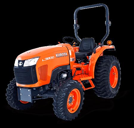 Kubota L Series Tractors : Kentan Machinery : Kentan Machinery