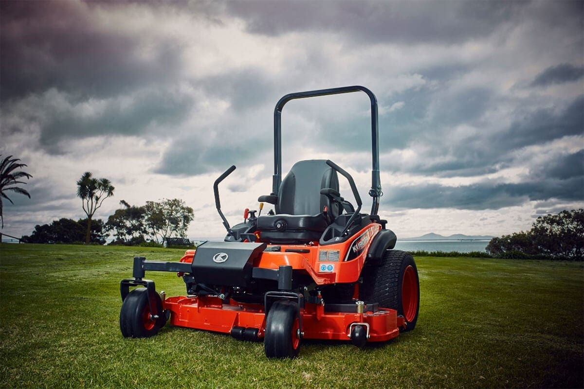 Z Series Zero-Turn Mowers